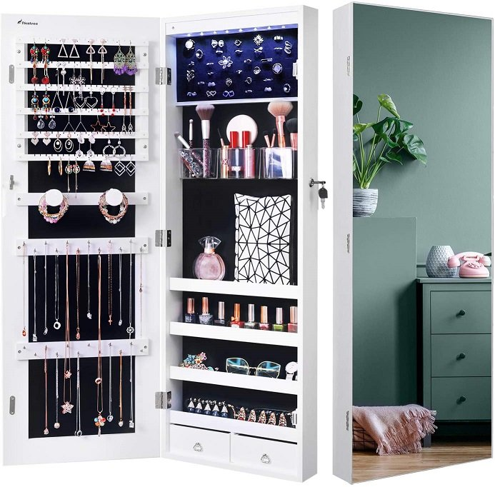 Jewelry Cabinet for Your Jewelry