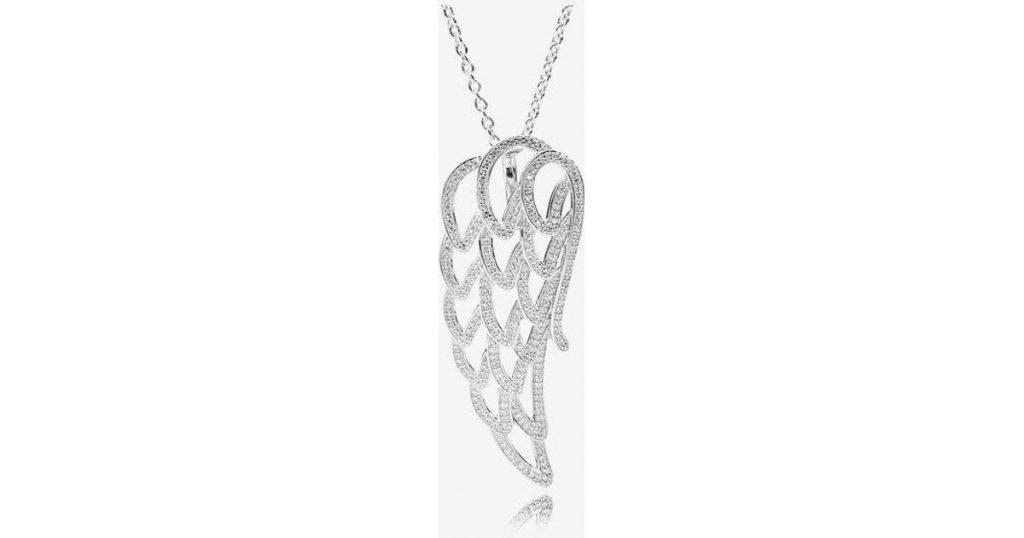 Angel Wing Necklace Tiffany