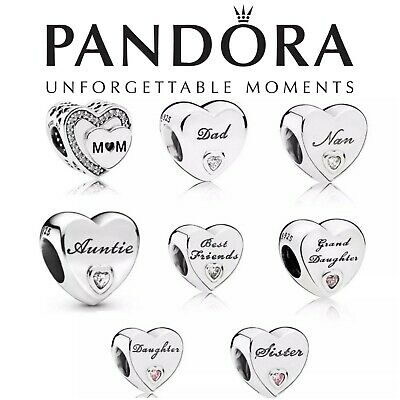 Pandora Father Daughter Charm