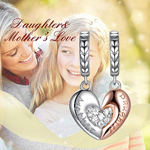 Pandora Mother and Daughter Charm Pendant